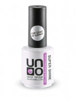 UNO Super Shine Top coat без липкого слоя